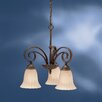 <strong>Kichler</strong> Willowmore 3 Light Chandelier