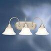 <strong>Telford 3 Light Vanity Light</strong> by Kichler