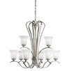 <strong>Wedgeport 9 Light Chandelier</strong> by Kichler