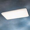 4 Light Flush Linear Strip Light