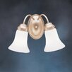 <strong>2 Light Wall Sconce</strong> by Kichler