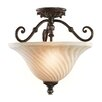 <strong>Sarabella 3 Light Semi Flush Mount</strong> by Kichler