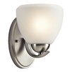 Kichler Family Spaces 1 Light Wall Sconce