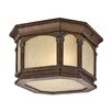 Duquesne 2 Light Flush Mount