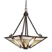 <strong>Denman 3 Light Inverted Pendant</strong> by Kichler