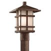 <strong>Kichler</strong> Cross Creek 1 Light Post Lantern