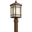 Cameron 1 Light Post Lantern
