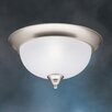 <strong>Kichler</strong> Dover 3 Light Flush Mount