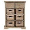 Jeffan Simone 2 Drawer Cabinet
