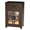 Sumba 1 Drawer Nightstand