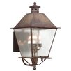 <strong>Montgomery 4 Light Wall Lantern</strong> by Troy Lighting