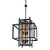 <strong>Troy Lighting</strong> Crosby 8 Light Foyer Pendant