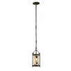 <strong>Corbett Lighting</strong> St. Moritz 1 Light Mini Pendant