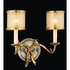 <strong>Corbett Lighting</strong> Parc Royale  2 Light Vanity Light