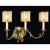 Corbett Lighting Parc Royale 3 Light Vanity Light