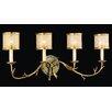 Corbett Lighting Parc Royale 4 Light Vanity Light