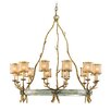<strong>Corbett Lighting</strong> Parc Royale 12 Light Chandelier