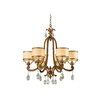 <strong>Corbett Lighting</strong> Roma 6 Light Chandelier