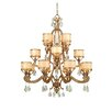 <strong>Corbett Lighting</strong> Roma 16 Light Chandelier