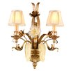 <strong>Corbett Lighting</strong> Tivoli 2 Light Wall Sconce
