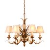 <strong>Corbett Lighting</strong> Tivoli 6 Light Chandelier