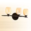 <strong>Corbett Lighting</strong> Cirque 3 Light Vanity Light