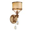 <strong>Corbett Lighting</strong> Roma 1 Light Wall Sconce