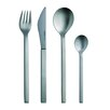 Mono-A Edition 50 Collection, 4-Piece Set in Sterling Silver by Peter Raacke
