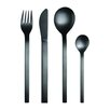Mono-A Edition 50 Collection, 4-Piece Set in Black by Peter Raacke