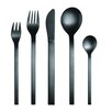 Mono-A Edition 50 Collection, 5-Piece Set in Black by Peter Raacke