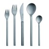 mono Mono-A Edition 50 Collection, 5-Piece Set in Brushed Titanium by Peter Raacke
