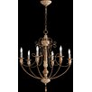 <strong>Quorum</strong> Salento 6 Light Chandelier