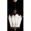 Quorum Salento 4 Light Foyer Pendant