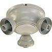 <strong>Quorum</strong> Salon 3 Light Ceiling Fan Light Kit