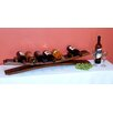 <strong>2 Day Designs, Inc</strong> 7 Bottle Tabletop Wine Rack