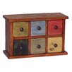 2 Day Designs, Inc Multi Drawer Spice Box