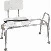 <strong>Briggs Healthcare</strong> Heavy Duty Adjustable Sliding Transfer Bench