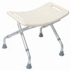 <strong>Adjustable Folding Shower Chair</strong> by Briggs Healthcare