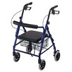 <strong>Briggs Healthcare</strong> Ultra Lightweight Hemi Rolling Walker