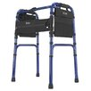 <strong>Briggs Healthcare</strong> Freedom Series Deluxe Folding Walker
