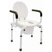 <strong>Briggs Healthcare</strong> Drop Arm Commode