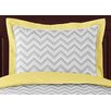 <strong>Sweet Jojo Designs</strong> Zig Zag Pillow Sham