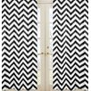 Sweet Jojo Designs Chevron Window Treatment Collection