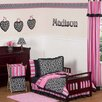 <strong>Sweet Jojo Designs</strong> Madison Toddler Bedding Collection