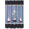 <strong>Sweet Jojo Designs</strong> Come Sail Away Shower Curtain