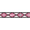 Soccer Pink Wallpaper Border