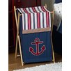 <strong>Nautical Nights Laundry Hamper</strong> by Sweet Jojo Designs