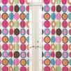 Sweet Jojo Designs Deco Dot Curtain Panels (Set of 2)