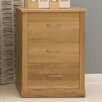 <strong>Mobel 3 Drawer Storage Cabinet</strong> by Baumhaus