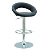 """<strong>24.5"""" Adjustable Swivel Bar Stool</strong> by Chintaly Imports"""